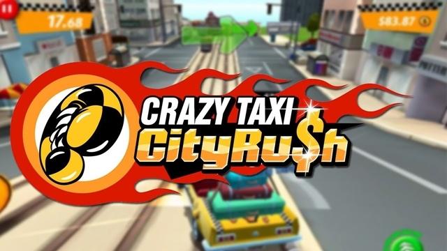 Haftanın iOS Oyunu: Crazy Taxi: City Rush
