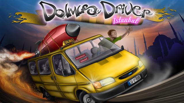 Haftanın iOS Oyunu: Dolmuş Driver