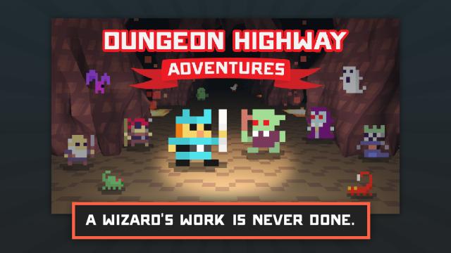 Haftanın iOS Oyunu: Dungeon Highway Adventures