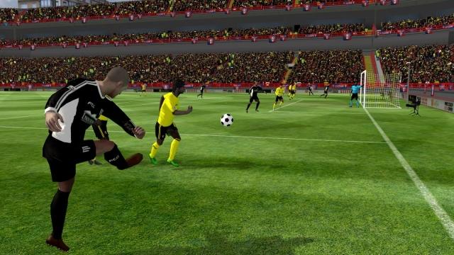 Haftanın iOS Oyunu: First Touch Soccer 2015