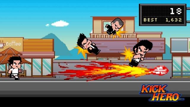 Haftanın iOS Oyunu: Kick Hero
