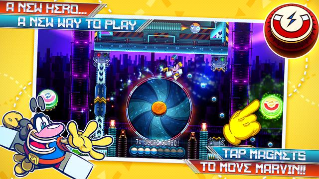 Haftanın iOS Oyunu: Major Magnet: Arcade