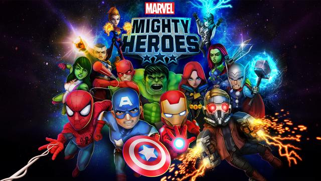 Haftanın iOS Oyunu: Marvel Mighty Heroes