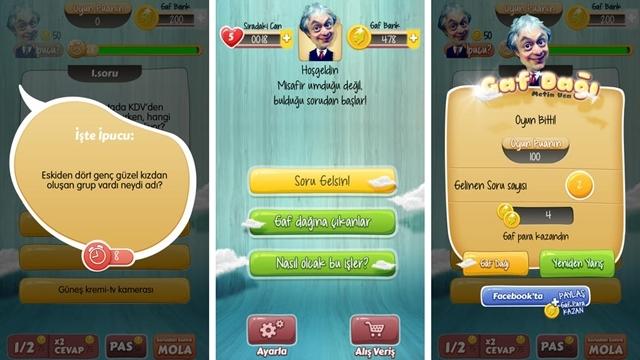 Haftanın iOS Oyunu: Metin Uca'dan Gaf Dağı