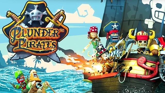 Haftanın iOS Oyunu: Plunder Pirates