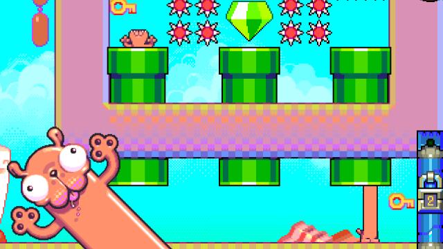 Haftanın iOS Oyunu: Silly Sausage in Meat Land