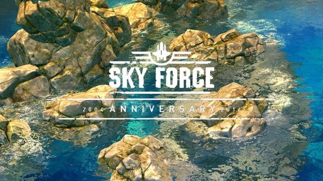Haftanın iOS Oyunu: Sky Force 2014