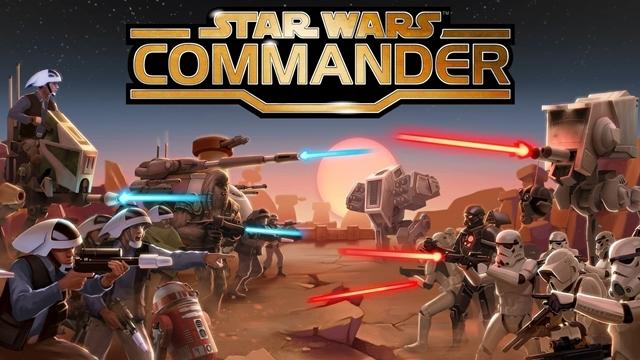 Haftanın iOS Oyunu: Star Wars: Commander