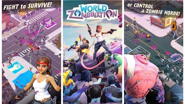 Haftanın iOS Oyunu: World Zombination