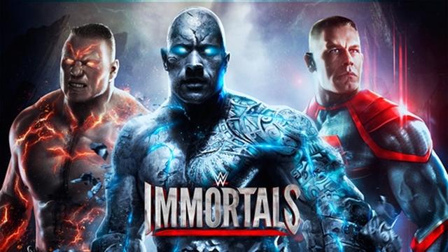 Haftanın iOS Oyunu: WWE Immortals