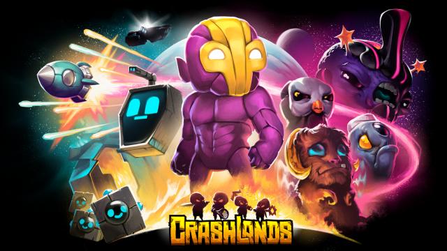Haftasonu İşsizlerine Özel: Crashlands
