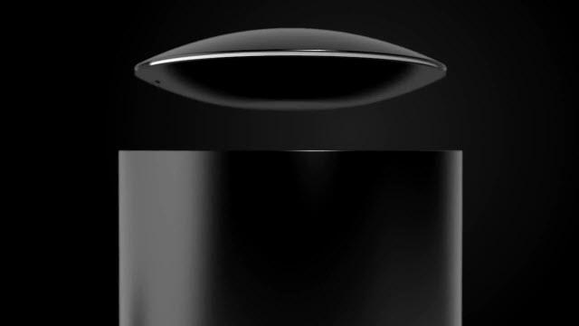 Havada Süzülen UFO Şeklindeki Hoparlör Görenleri Büyülüyor