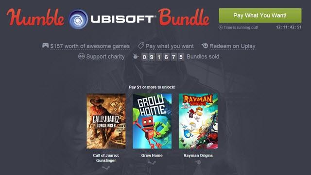 Humble Bundle'da The Division, The Crew, Assassin's Creed, Far Cry Fırsatı!