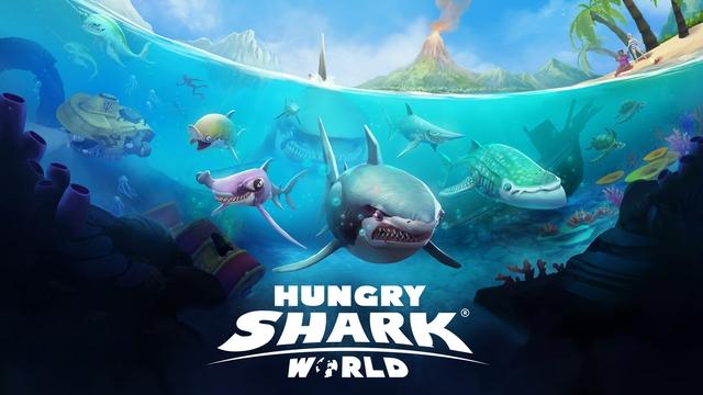 Hungry Shark Serisinin Yeni Oyunu Çıktı!