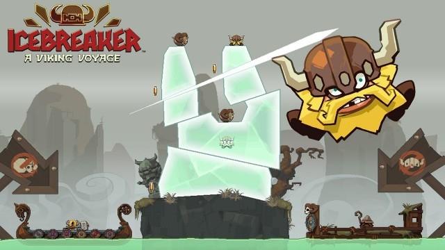 Icebreaker: A Viking Voyage iOS için Bu Hafta Ücretsiz!