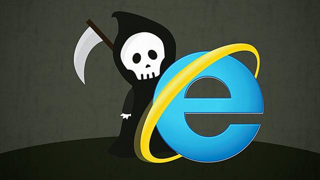 İnanması Güç Ama Kullanıcılar Internet Explorer'ı Bırakmak İstemiyor