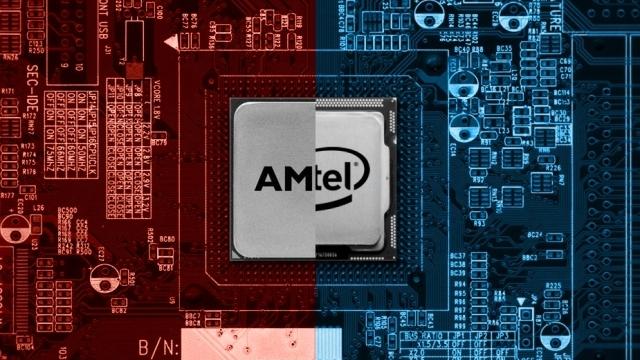 Intel, AMD'ye Sağlam Taş Attı!