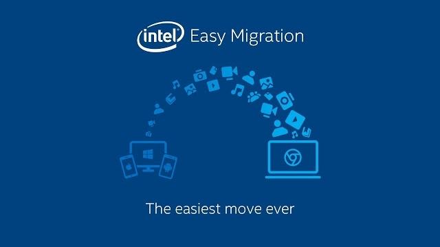 Intel, Chromebook Kullanıcılarına Özel Dosya Aktarma Çözümünü Yayınladı