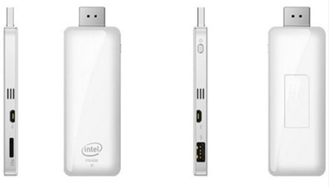 Intel Parmak Boyutunda Windows 8.1 Bilgisayar Geliştirdi!