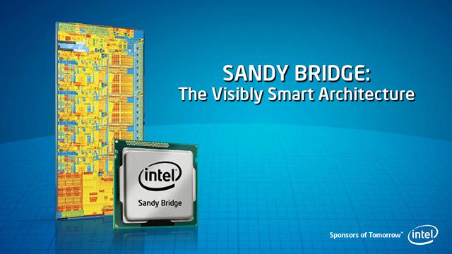Intel Sandy Bridge İşlemcileri Rafa Kaldırmaya Başladı