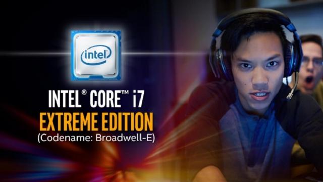 Intel Yeni 10 Çekirdekli Broadwell-E Oyun ve Sanal Gerçeklik Canavarını Dağıtmaya Başlıyor