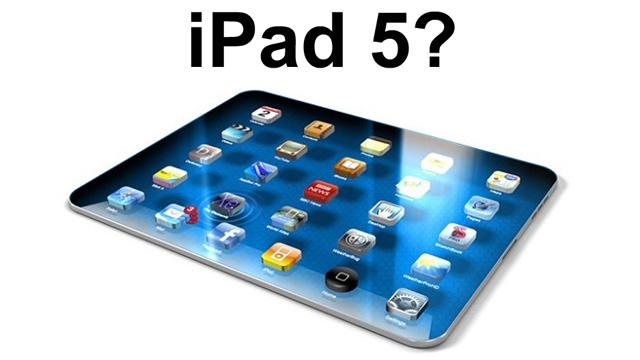 iPad 5 Eylül'de Çıkış Yapabilir