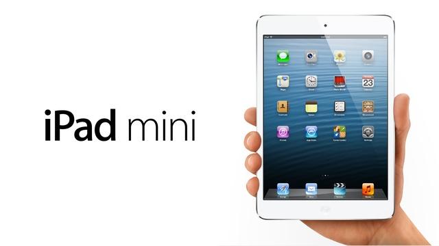 Bir Sonraki iPad-Mini Retina Ekrana Sahip Olabilir