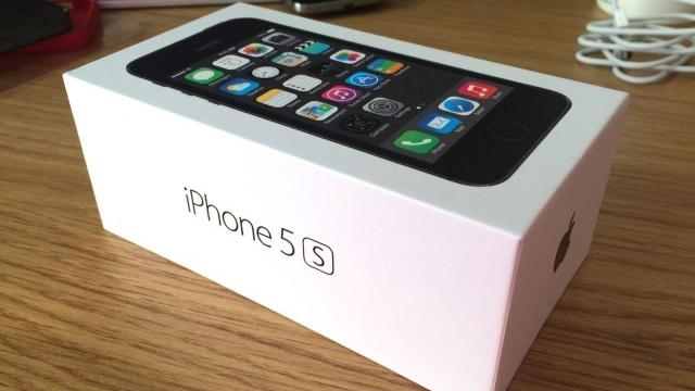 iPhone 5S Satışları Durduruldu!