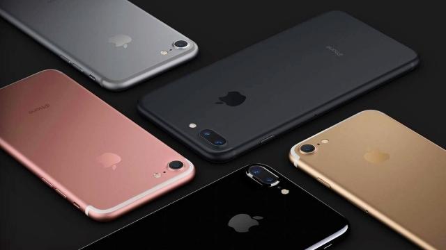 iPhone 7 Yeni Parlak Beyaz Renk Seçeneğine Sahip Olabilir