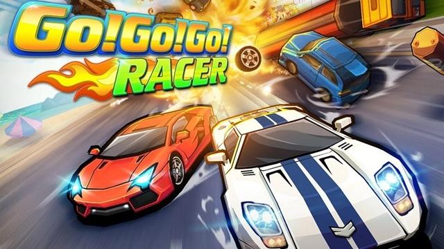 Joygame'in Yeni Yarış Oyunu Go!Go!Go!:Racer Çıkış Yaptı!