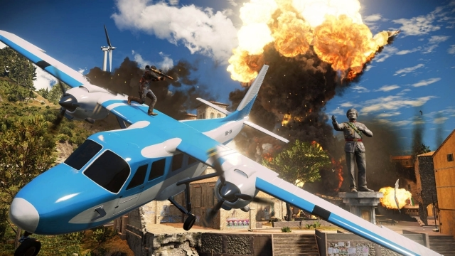 Just Cause 3 Steam'de Ücretsiz!