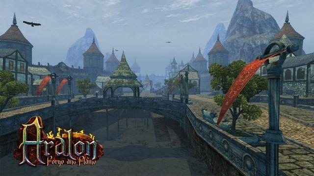 Kaliteli RPG Oyunu Aralon: Forge and Flame Android İçin Artık Ücretsiz!