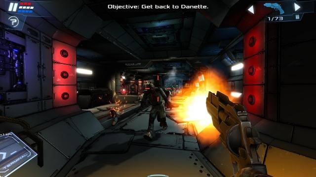 Kanın Gövdeyi Götürdüğü Mobil FPS Oyunu Dead Effect 2 Çıktı!