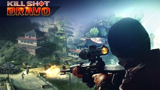 Nişan Alma Yeteneklerine Güvenenler Buraya, Yeni Sniper Oyunu Kill Shot Bravo Çıktı!