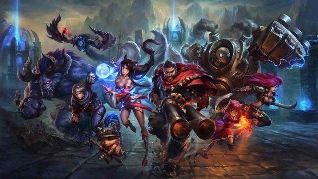 League of Legends Geliştiricisi Yeni Bir Oyun Üzerinde Çalışıyor