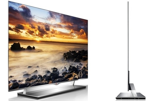 LG İlk Büyük Ekran OLED Televizyonu Satışa Sunuyor