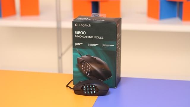 Logitech G600 Oyuncu Mouse'u İncelemesi