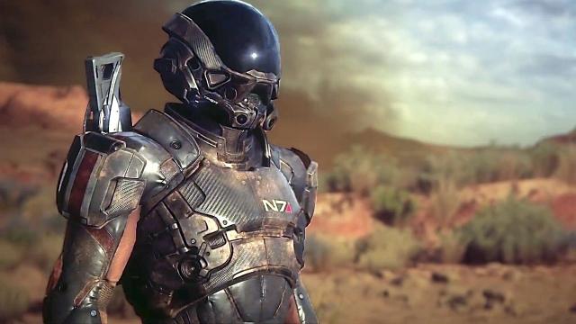 Mass Effect Andromeda Torrente Düştü