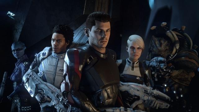 Mass Effect Andromeda Denuvo'yu Bıraktı