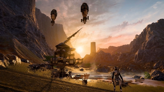 Mass Effect: Andromeda'nın Demosu Çıktı