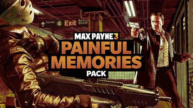 Max Payne 3 İçin Yeni İndirebilir İçerik