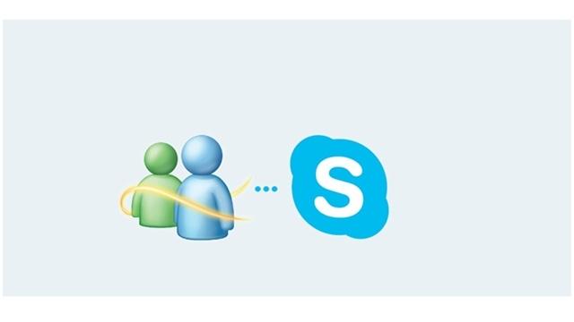 Microsoft Messenger'dan Skype'a Geçiş Sürecini Hatırlattı