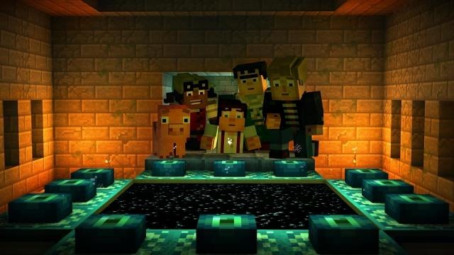 Minecraft: Story Mode İlk Bölümü Artık Ücretsiz!