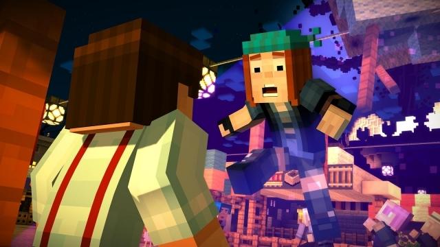 Minecraft: Story Mode Android ve iOS Versiyonları Çıktı!