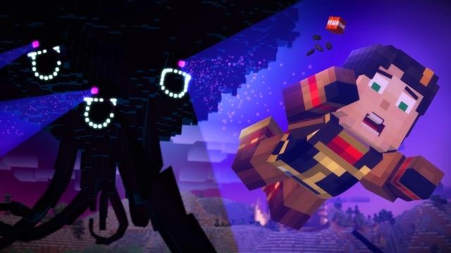 Minecraft Story Mode Steam'de Kısa Bir Süreliğine Ücretsiz!