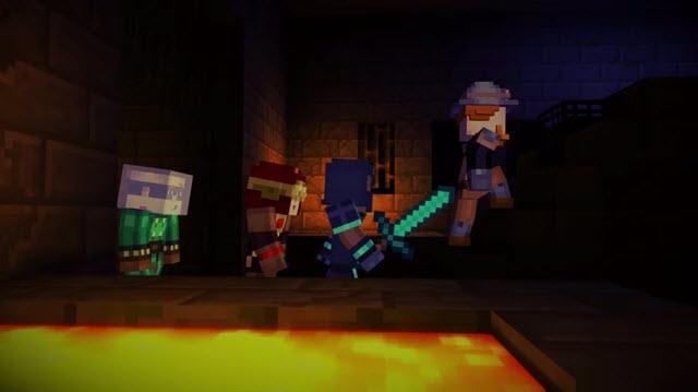 Minecraft: Story Mode'un İlk Bölümünde Bizi Neler Bekliyor?