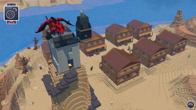 Minecraft'ı Tahtından Edecek Lego Worlds Çıkış Yaptı!