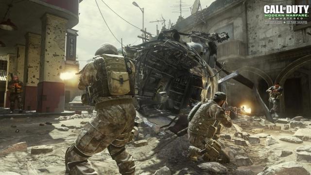 Modern Warfare Remastered Dosya Boyutu Belli Oldu