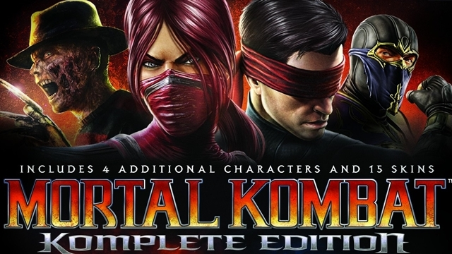 Mortal Kombat Komplete Edition PC'ye Geliyor