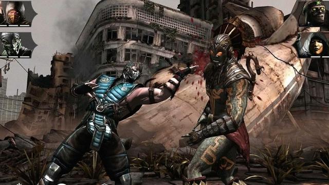 Mortal Kombat X Android Versiyonunu Hemen İndirebilirsiniz!